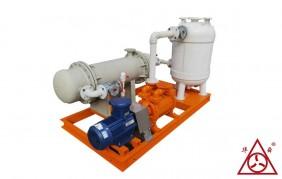 耐腐蚀真空泵闭路循环系统